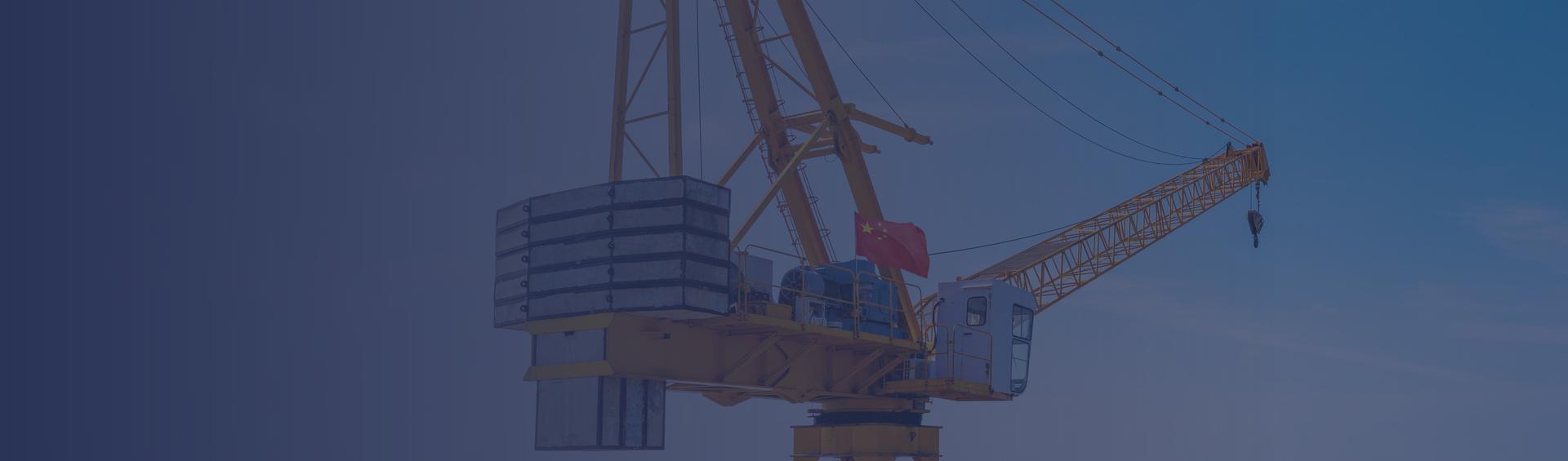 工業品行業解決方案分類背景圖