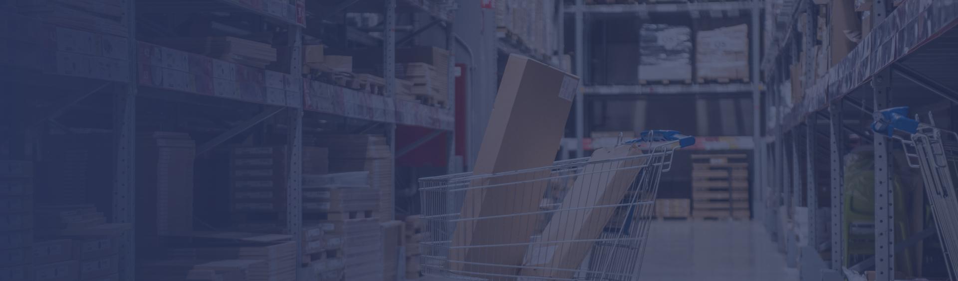 消費品行業解決方案分類背景圖